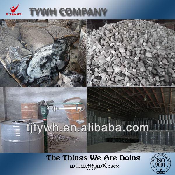 Calcium Carbide 50-80mm manufacturer