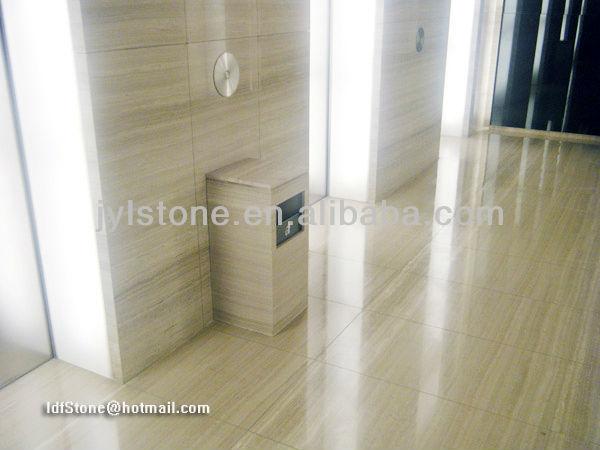 White Wood Vein Marble Tiles marble 24x24 floor tiles marble flooring tiles
