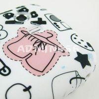 Cute Cartoon characters/dog/phone/heart TPU Gel Case Cover For Samsung s5360 galaxy y