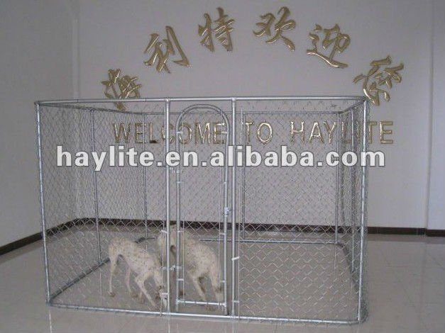 pet dog enclosure