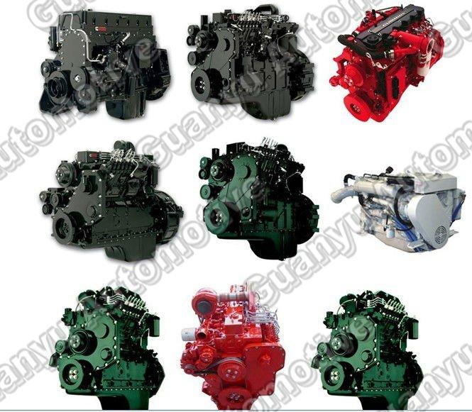 Cummins Engine 6BT5.9-C120