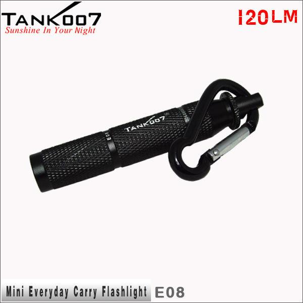 LED Torch Keychain