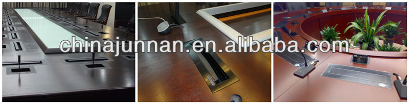 Video Conference System Motorized LCD Lift / LCD Monitor Lift Mechanism