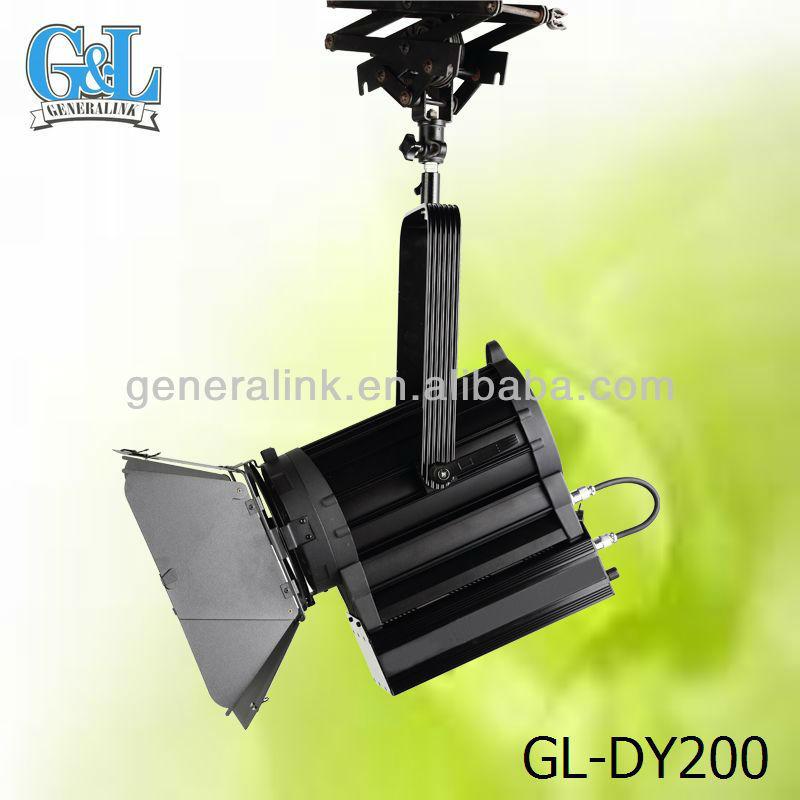 GL-DY200 led fresnel spot light