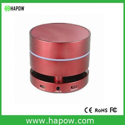 2014 best outdoor wireless bluetooth motorcycle speaker