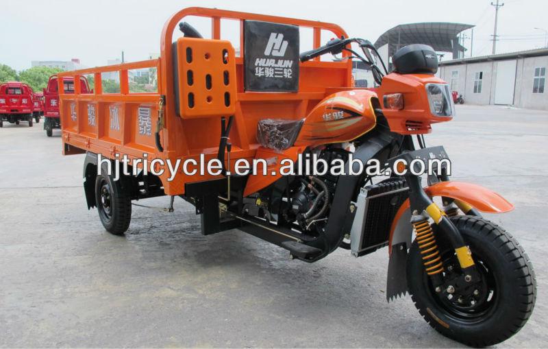 Adult cargo motor bike 3 wheel motorcycle sale in south america