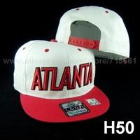 Женская бейсболка WOODY Atlanta Zubaz Snapback Adjustable Baseball Cap Hat White