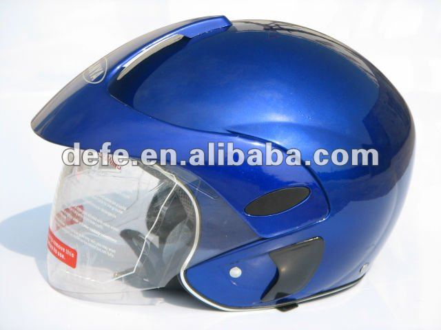half helmet motorcycle dot