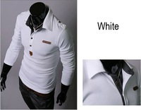Мужская футболка 2012 New Style Designer Mens Shirts Men Fashion Clothing Polo Shirt for Men #MS128