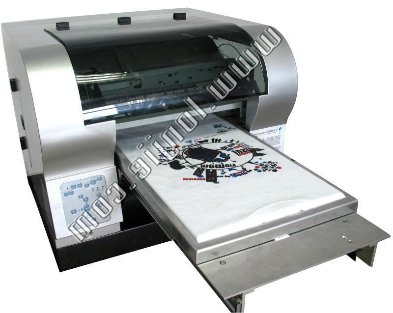 Textiel bedrukken machine