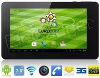 Планшетный ПК 7 inch Aoson M71G Tablet pc 3G SIM card Phone call Android 4.0 1G 8GB Bluetooth 1024x600 Capacitive Screen holiday sale