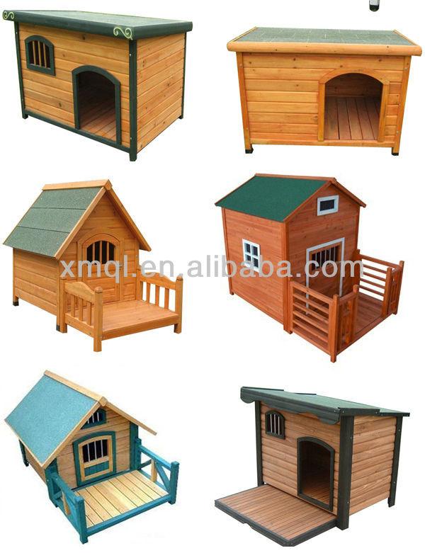 Eco-Friendly Dog House Designs Wooden Dog Kennel
