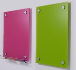 glass memo board dry erase board marker magnetic whiteboard marker color board glassboard view. Black Bedroom Furniture Sets. Home Design Ideas