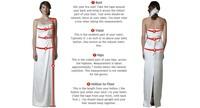 Коктейльное платье Dongfang.bride Dressesgown CO11.03-1