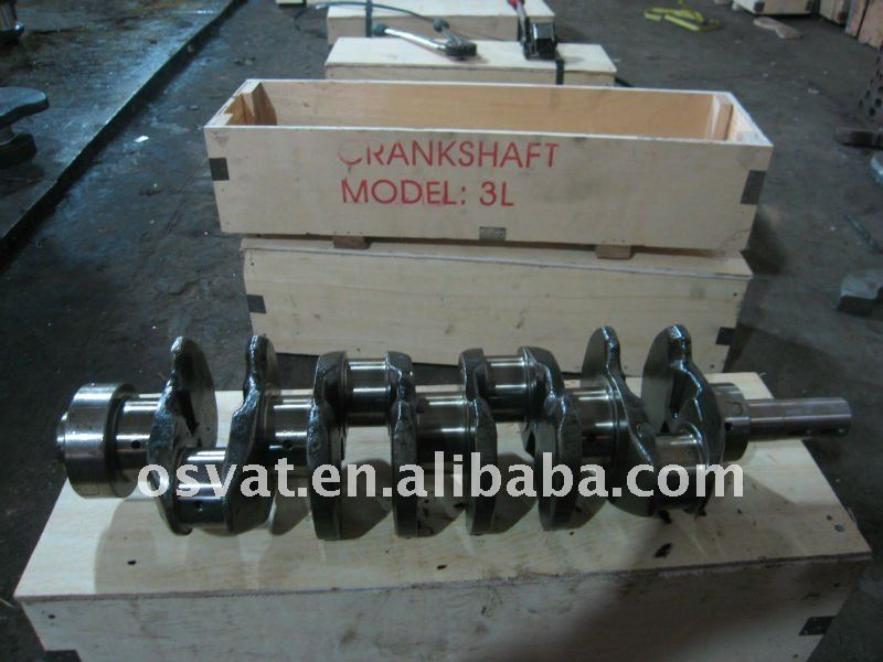 Toyota Land cruiser 1FZ-FE Crankshaft( Racing car )