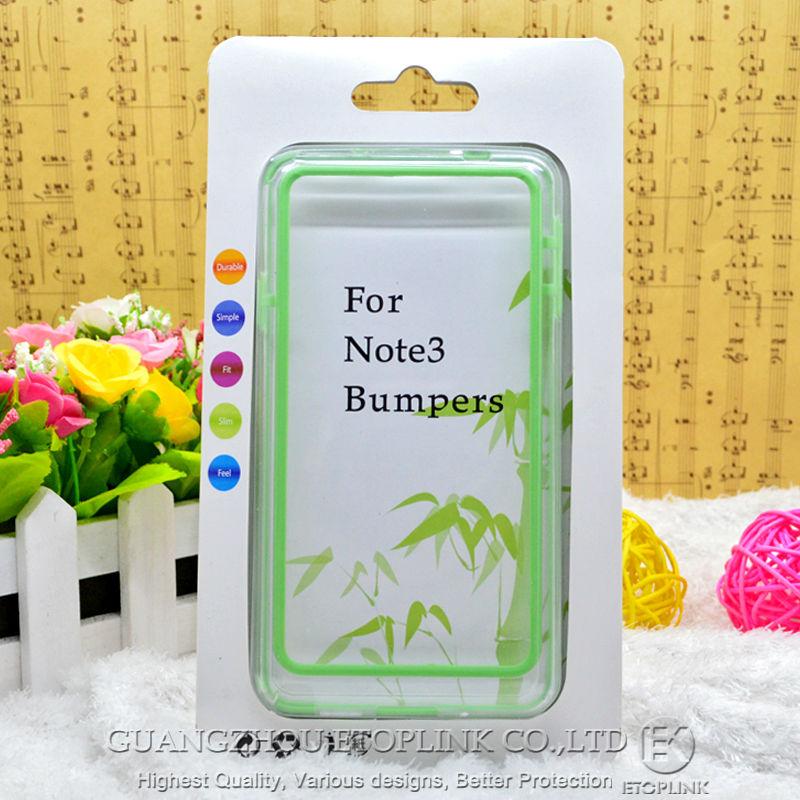 2014 New Bumper Case for Note 3 Bumper Case Samsung