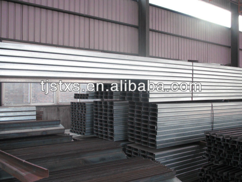 Steel c Channel Dimensions c Channel Steel Sizes