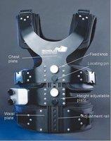 Аксессуары для фотостудий worldwide! WONDLAN Leopard II Video Camera Steadicam Stabilizer Vest System for TV/Film