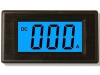 3 1/2 голубой lcd цифровой усилитель панели измеритель переменного тока 100a + шунт