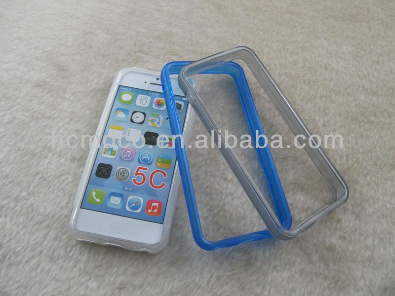 tpu Case Bumper for apple iphone 5C