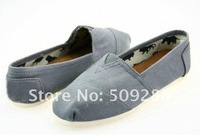 Manufacturers selling !Fashionable male female comfortable single shoes Color: black, blue, red, beige, gray,