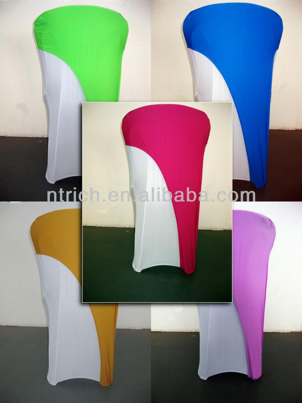 A cap.jpg A ruffled spandex ... & PeriFancy Vogue Satin Chair Sash Tie BackBow TieKnotWedding ...