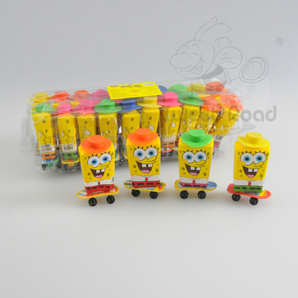 Spongebob Model Candy Toys