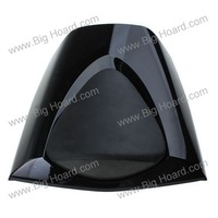 Мотоциклетный чехол для сидения Black Rear Seat Cover for A Honda Motorcycle - CBR600RR 07-08 #004616-289