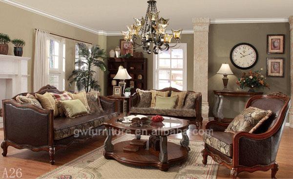Última casa conjunto de sofás, sofá de lujo francés conjunto ...