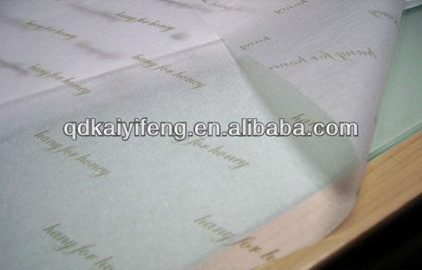 оберточная бумага с логотипом: