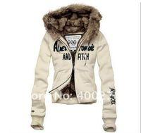 женщин теплой утолщение хлопок мягкие зимы куртка мех подкладка Толстовки пальто Толстовки wj02