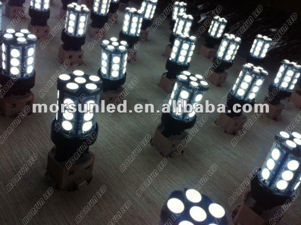 Car led lamp heat dispersion T20 auto led 2012(MST201627S5-12V)