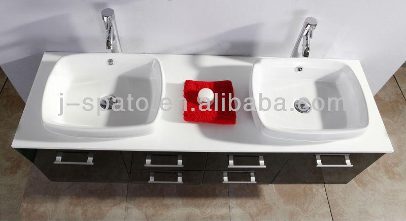 2013 New Design Homebase Bathroom Vanity Cabinets JS-B014 Made In China