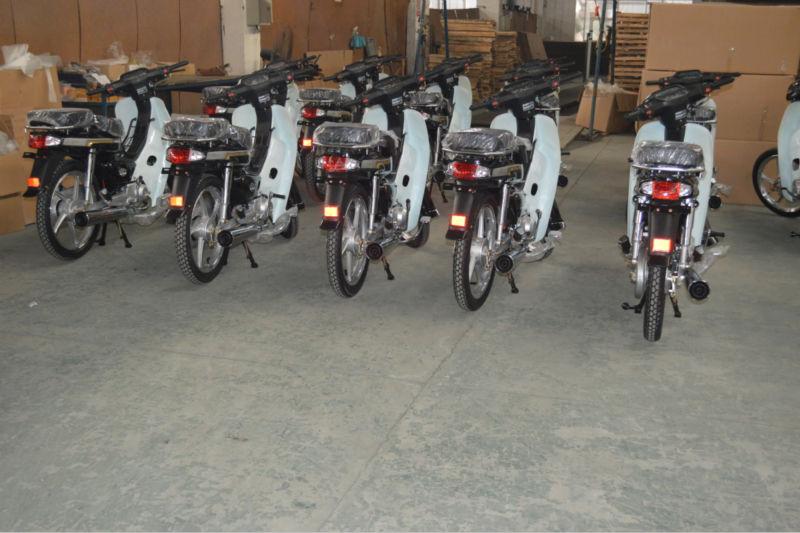 New Mini Chopper Dayang 50cc motorcycle