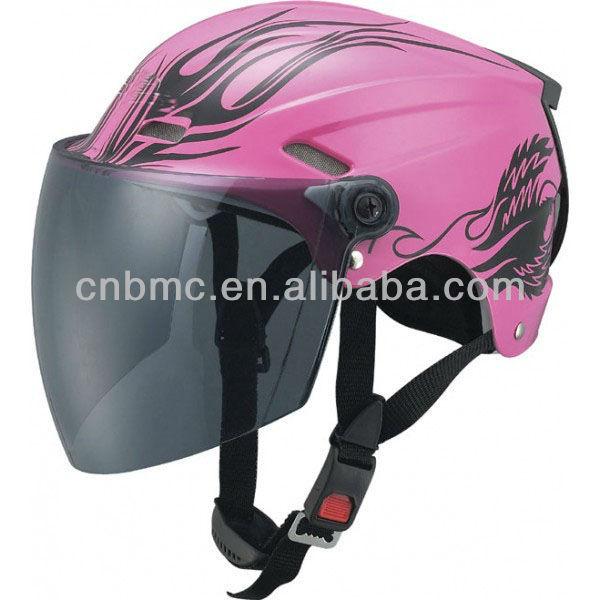 B103 motorcycle helmet with sun visor