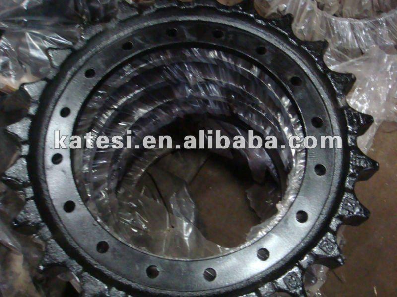 undercarriage spare parts/segment sprocket/drive sprocket