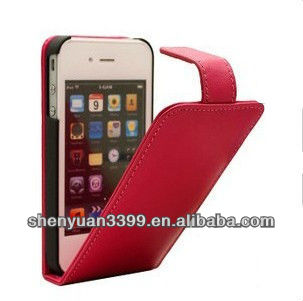 Colorful Transverse Eco Telephone bag Mobile Phone Case for iphone 2015
