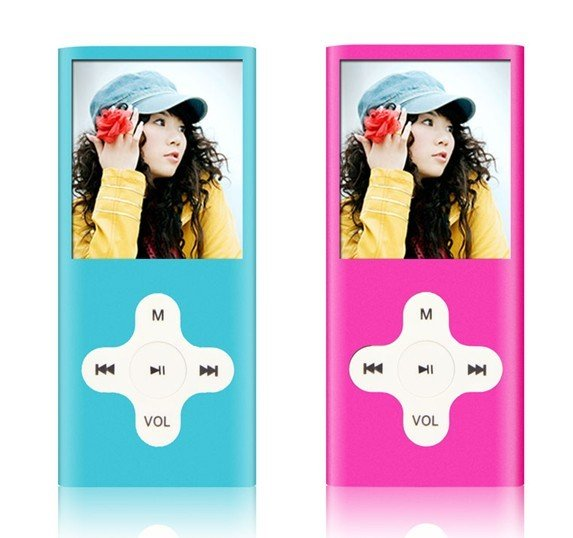 "4th 1.8""LCD MP3 Player  Free shipping!!!"