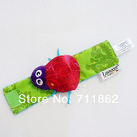 Детская погремушка baby toys Lamaze Garden Bug Wrist Rattle lamaze wrist rattle foot finder