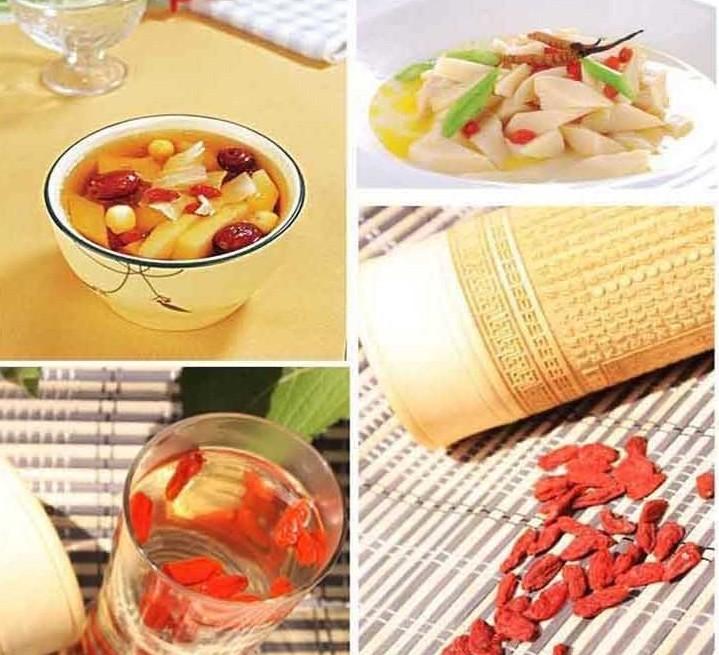 Ningxia Goji Berries Dried Wolfberry Fruit Goji Berry 25g Bag
