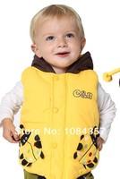 Жилет для мальчиков DM0006 /baby bee