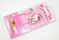 Кабель для мобильных телефонов Hello Kitty USB Data Line Charging Cable iPod iPhone