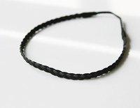 Ювелирное украшение для волос 2012 new Korean hair Tress, hair rope /hair hoop