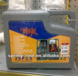 28pcs auto emergency tools kit