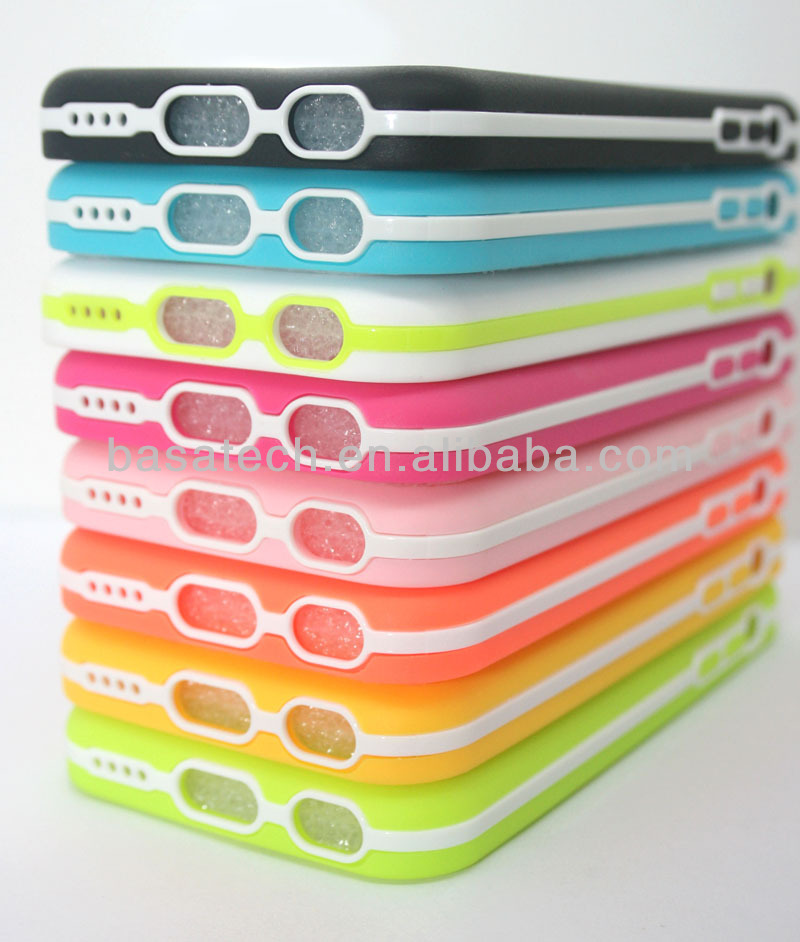 TPU PC Covers for Apple Iphone 5C