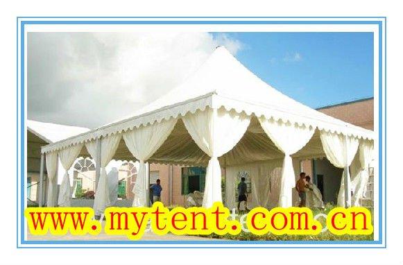 Оформление палаток для свадьбы