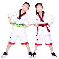 Комплект одежды для боевых искусств для мальчиков Taekwondo clothing