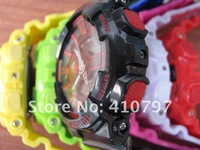 Наручные часы high quality factory price g sport watches, popular and modern g 110 shock watch with no shock box