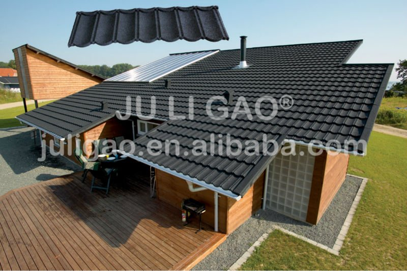 Metal Roof Tile/Steel Roofing Sheet/ Lightweight Roofing Materials