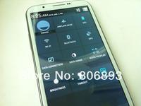 Мобильный телефон DHL/EMS shipping MTK 6589t quad core 5.7' wifi 3G dual sim smart phone N9599 grey/white color available